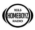 Homeboyz Radio logo