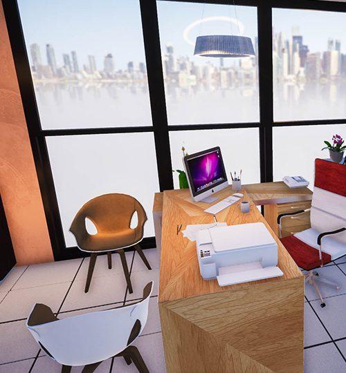 kenya office interior design