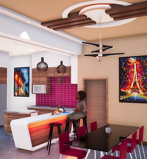 residential interior designer kenya